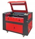 Gravírovací a řezací CO<sub>2</sub> laser E 6090 s CCD kamerou