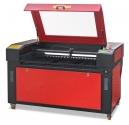 Gravírovací a řezací CO<sub>2</sub> laser C 1610 s CCD kamerou